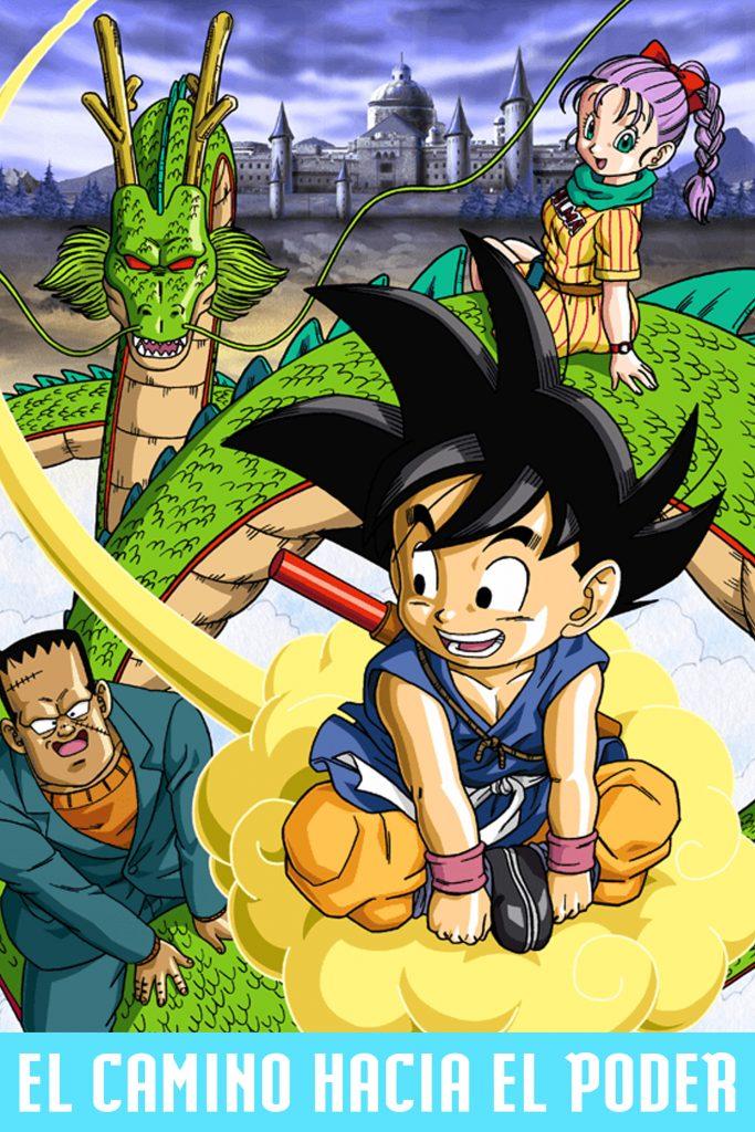 Dragon Ball El camino hacia el mas fuerte
