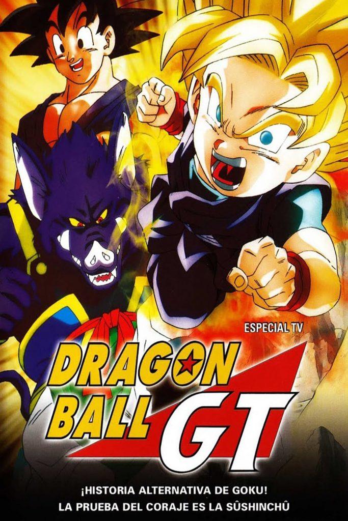 Dragon Ball GT 100 Años Despues
