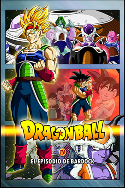 Dragon Ball Z Bardock El legendario Super Saiyajin