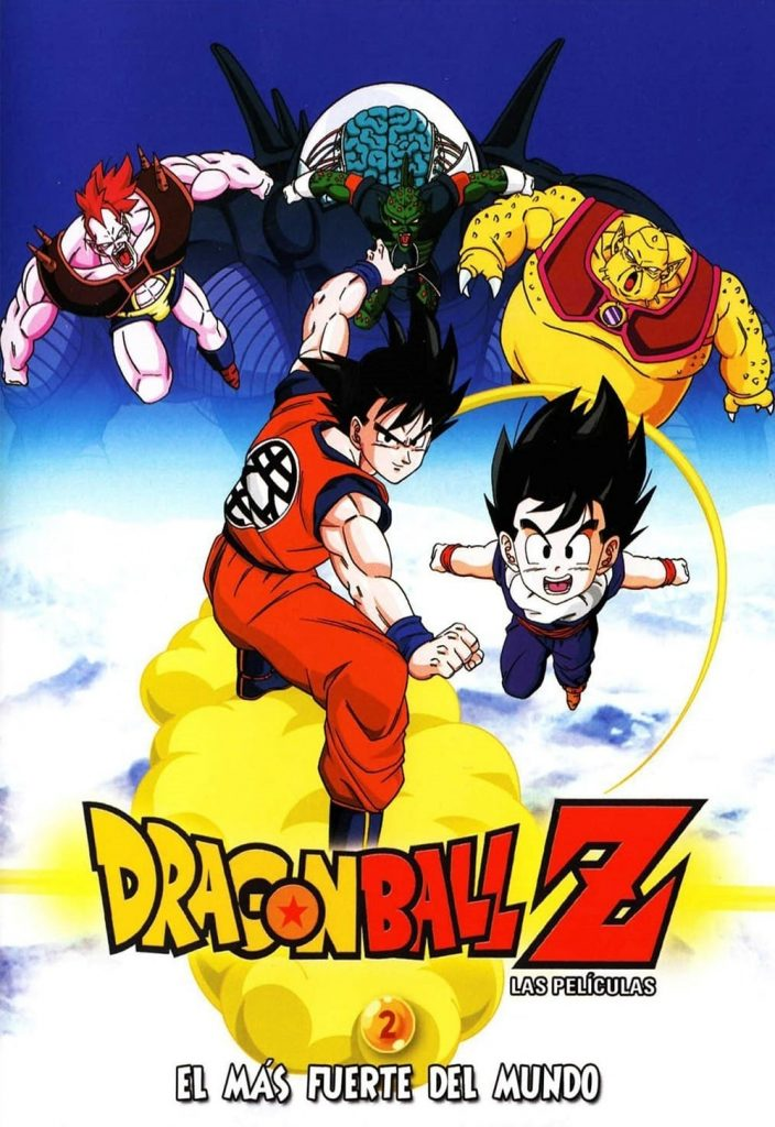 Dragon Ball Z El Hombre mas Fuerte de este Mundo