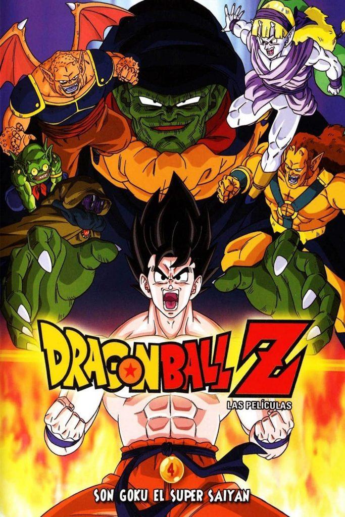 Dragon Ball Z Goku es un Super Saiyajin