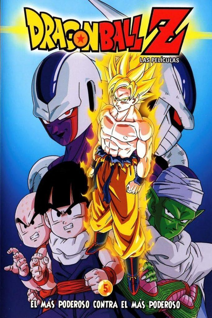 Dragon Ball Z Los Rivales mas Poderosos